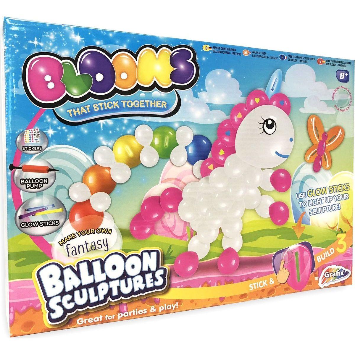 Mac Toys Balonky sada pro holky