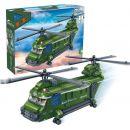BanBao Armáda 8852 Vojenský vrtulník 2