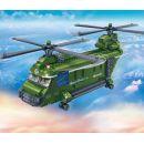 BanBao Armáda 8852 Vojenský vrtulník 3