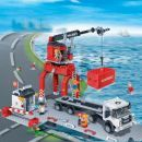 Banbao Doprava 8766 Nákladní přístav 3