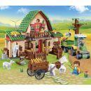 Banbao Farma 8579 Farma velká s traktorem 3