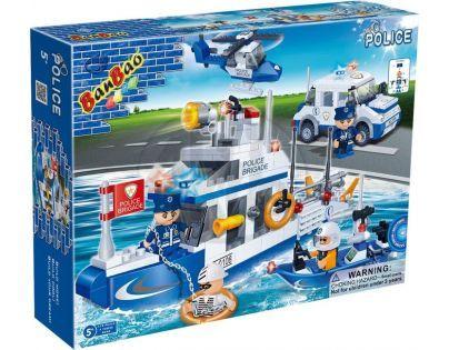 Banbao Policie 8342 Pobřežní hlídka
