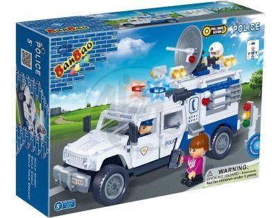 Banbao Policie 8343 Policejní hlídka