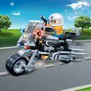 Banbao Policie 8351 Policejní motorka 3