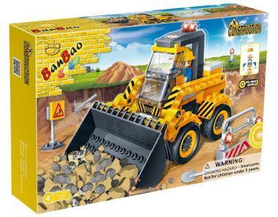 Banbao Stavba 8539 Stavební nakladač