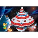Banbao Vesmír 6402 Vesmírná loď BB-128 3