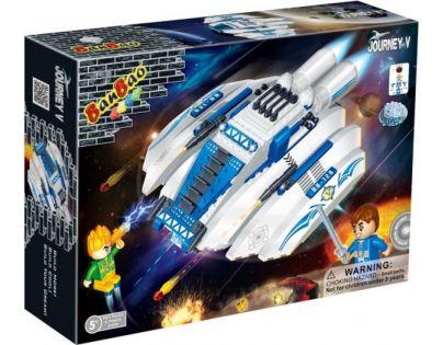 Banbao Vesmír 6408 Vesmírná loď BB-129
