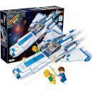 Banbao Vesmír 6406 Vesmírná loď BB-127 2