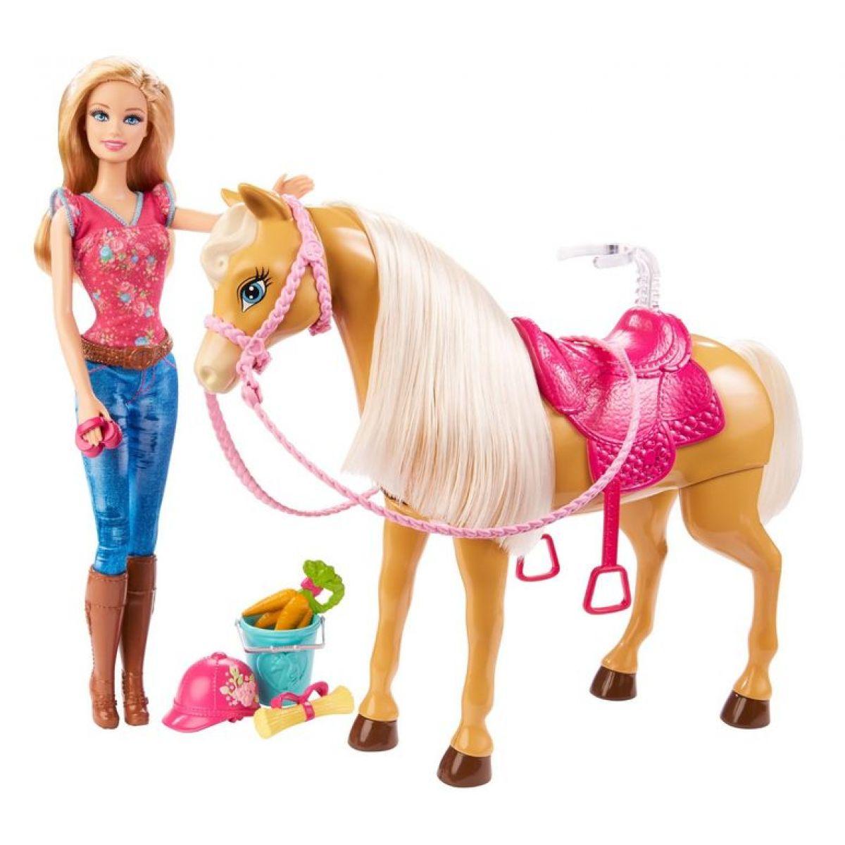 Barbie Barbie a Tawny (MATTEL BJX85)