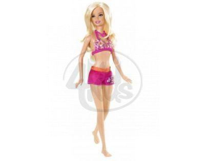 Barbie R4199 - Beach Růžové plavky