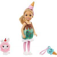 Barbie Chelsea v kostýmu GHV72