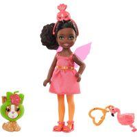 Barbie Chelsea v kostýmu GJW30