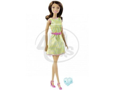 Barbie Dárkovává panenka - Bruneta