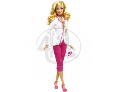 MATTEL R4231 - Barbie Dětská lékařka I Can Be