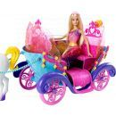 Barbie Duhový kočár s princeznou 2