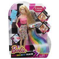 Barbie Duhové vlasy (Mattel CFN48) 6