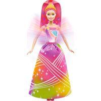 Mattel Barbie Duhová princezna 2