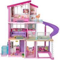 Barbie dům snů se skluzavkou a novým výtahem