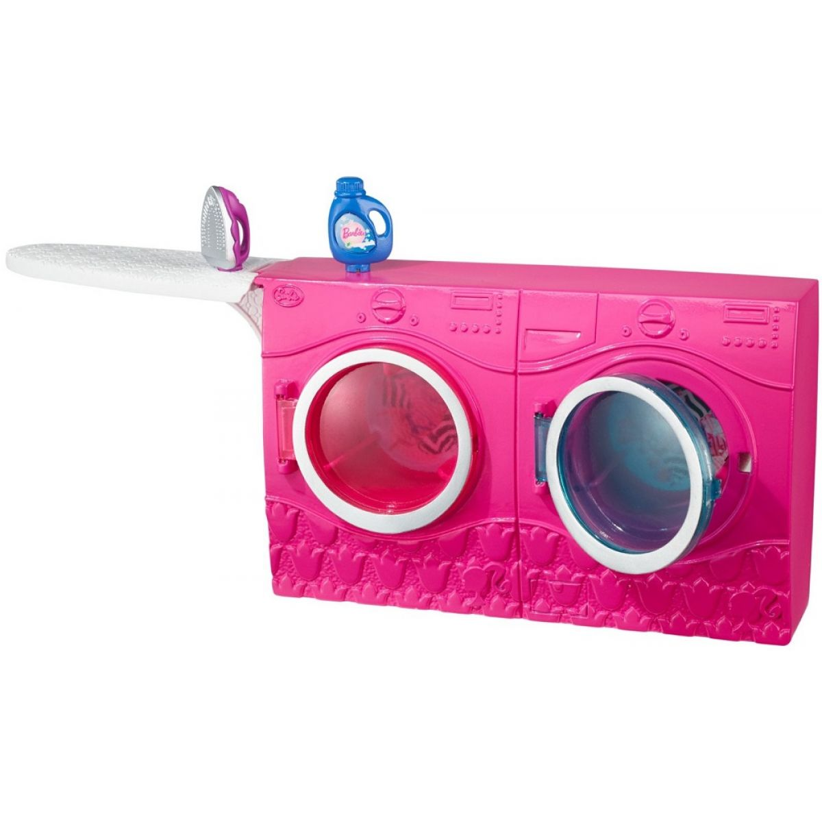 Barbie DXR91 Nábytek - DXR92 Prádelna