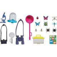 Mattel Barbie entomoložka National Geographic herní set 2