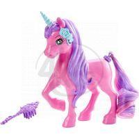 Barbie Česací zvířátko - DKB53 Jednorožec