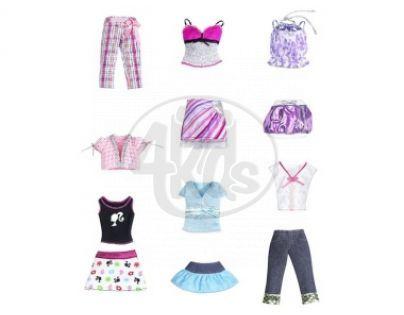 BRB Barbie FF módní kousky