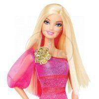 BARBIE Y5908 Fashionistas - X7868 Barbie růžová 3