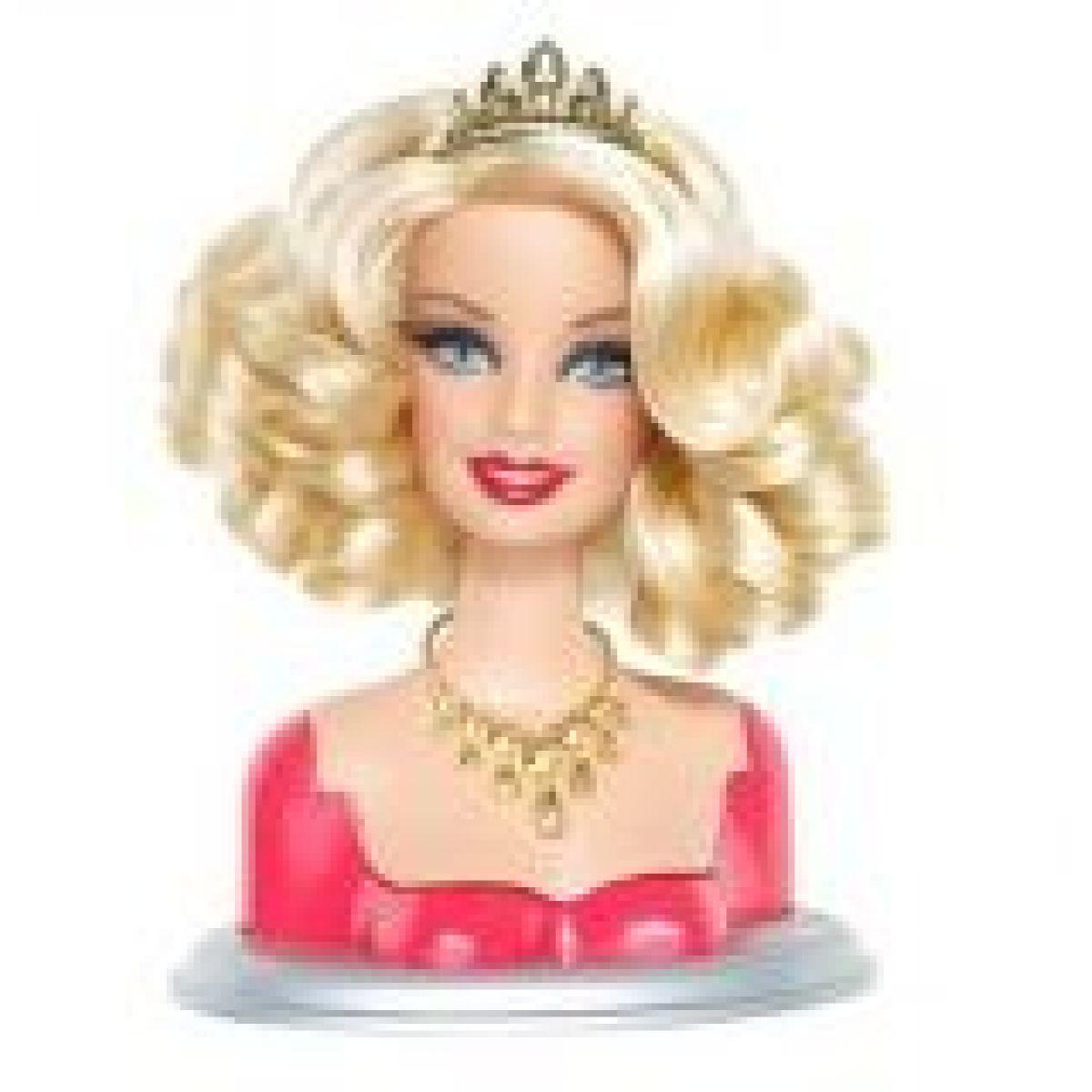 Barbie Fashionistas SS hlava T9123 - Artsy
