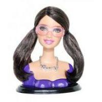 Barbie Fashionistas SS hlava T9123 - Sporty 2