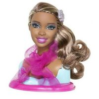 Barbie Fashionistas SS hlava T9123 - Sporty 4