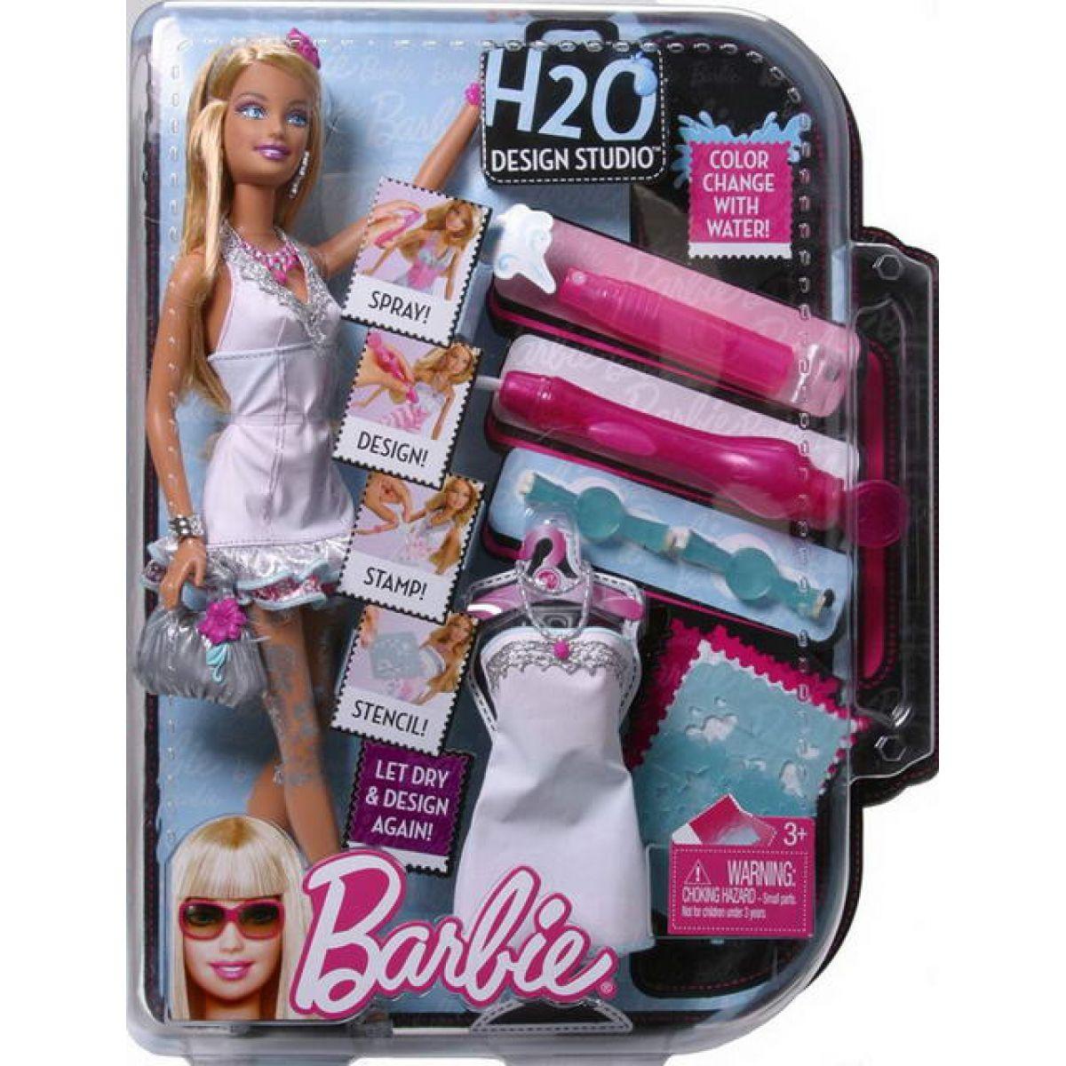 Mattel R4279 - Barbie H2O Design studio