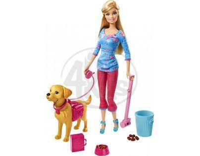 Barbie Hrací set - Štěňátko