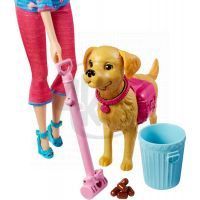 Barbie Hrací set - Štěňátko 2