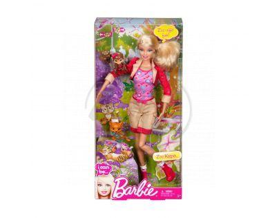 BARBIE R4226 I can be panenka - Ošetřovatelka