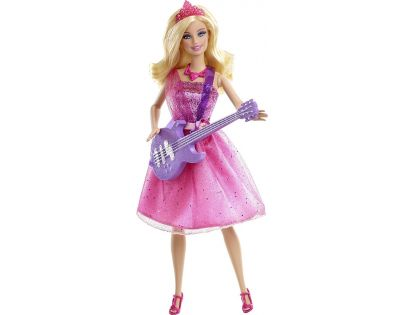Mattel Barbie Kamarádka s kytarou