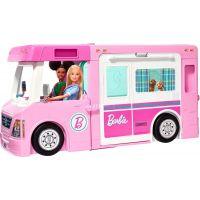 Barbie karavan snů 3 v 1