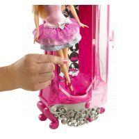 MATTEL V1644 - Barbie Kouzelná šatna s panenkou (Kouzelný módní salón) 3