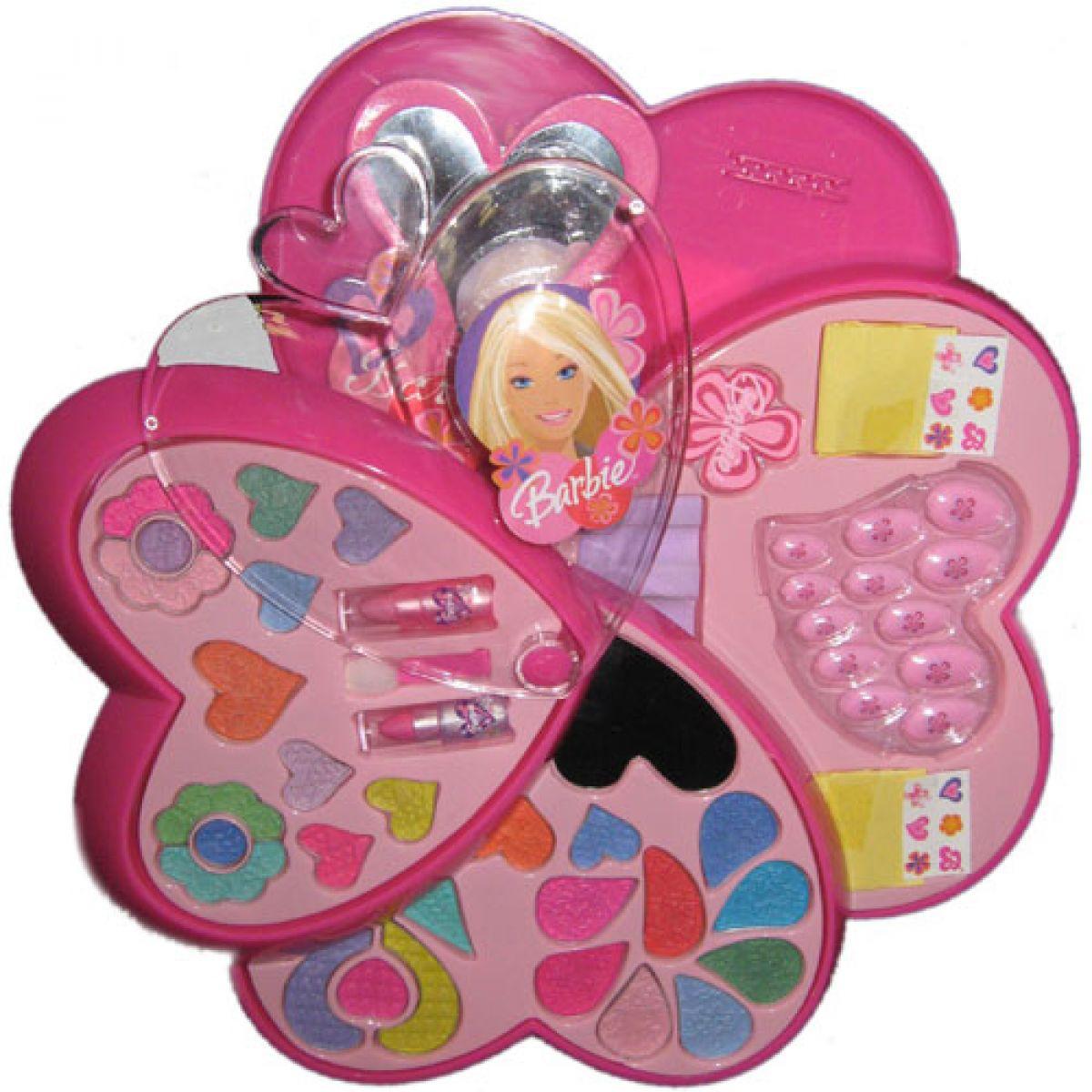 Barbie Kosmetická sada 4 patra