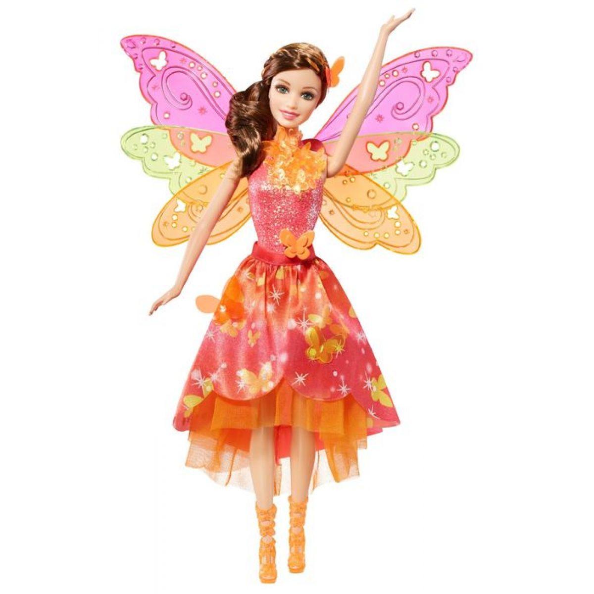 Barbie Kouzelná dvířka Kamarádky s funkcí - Víla Nori