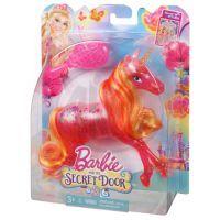 Barbie Kouzelná dvířka Zvířátka - Jednorožec 4