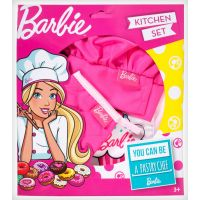 Barbie Kuchařský set