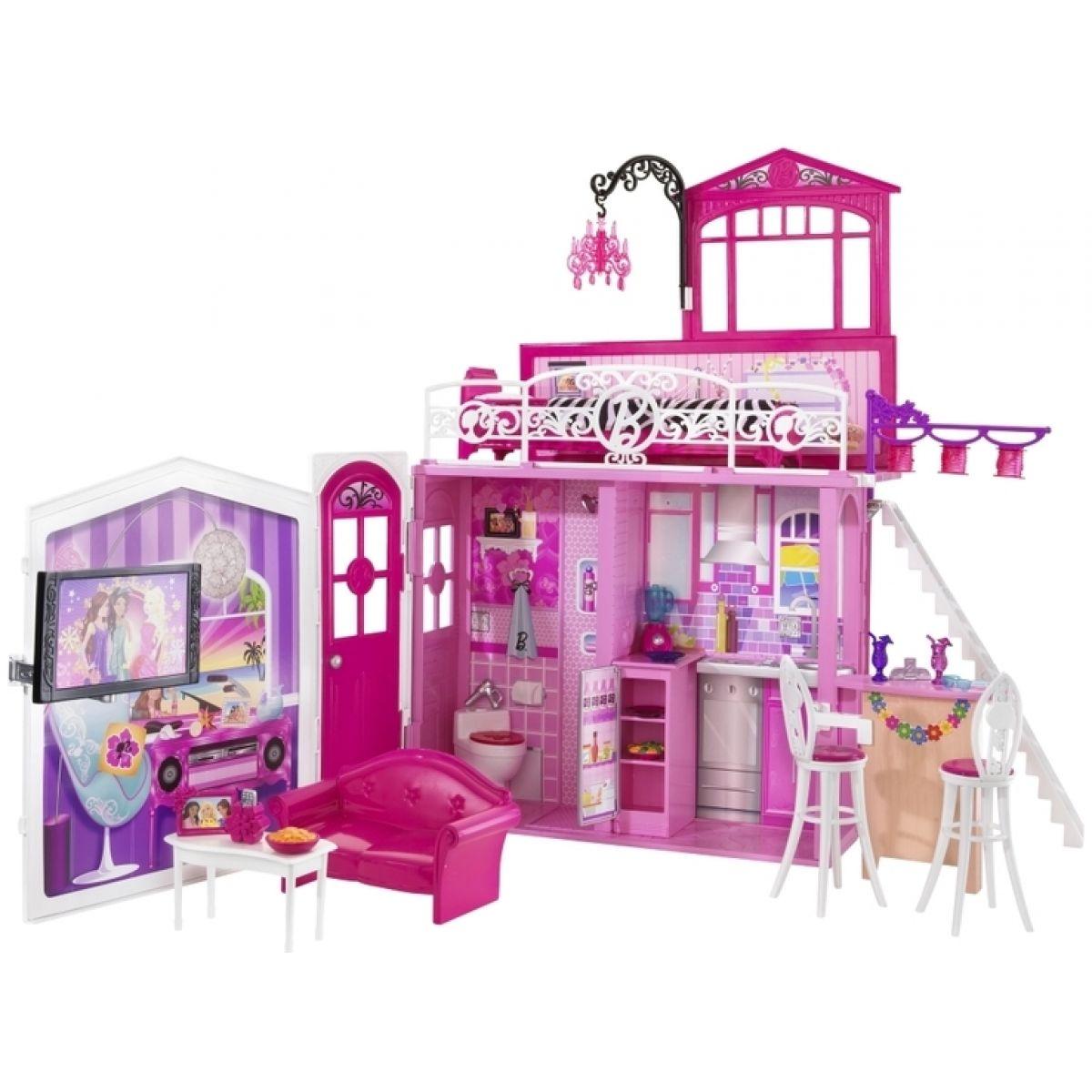 Barbie R4186 - Barbie Luxusní dům
