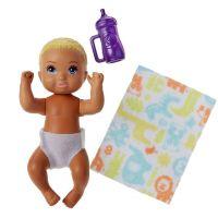 Barbie Miminko a doplňky blonďaté vlasy