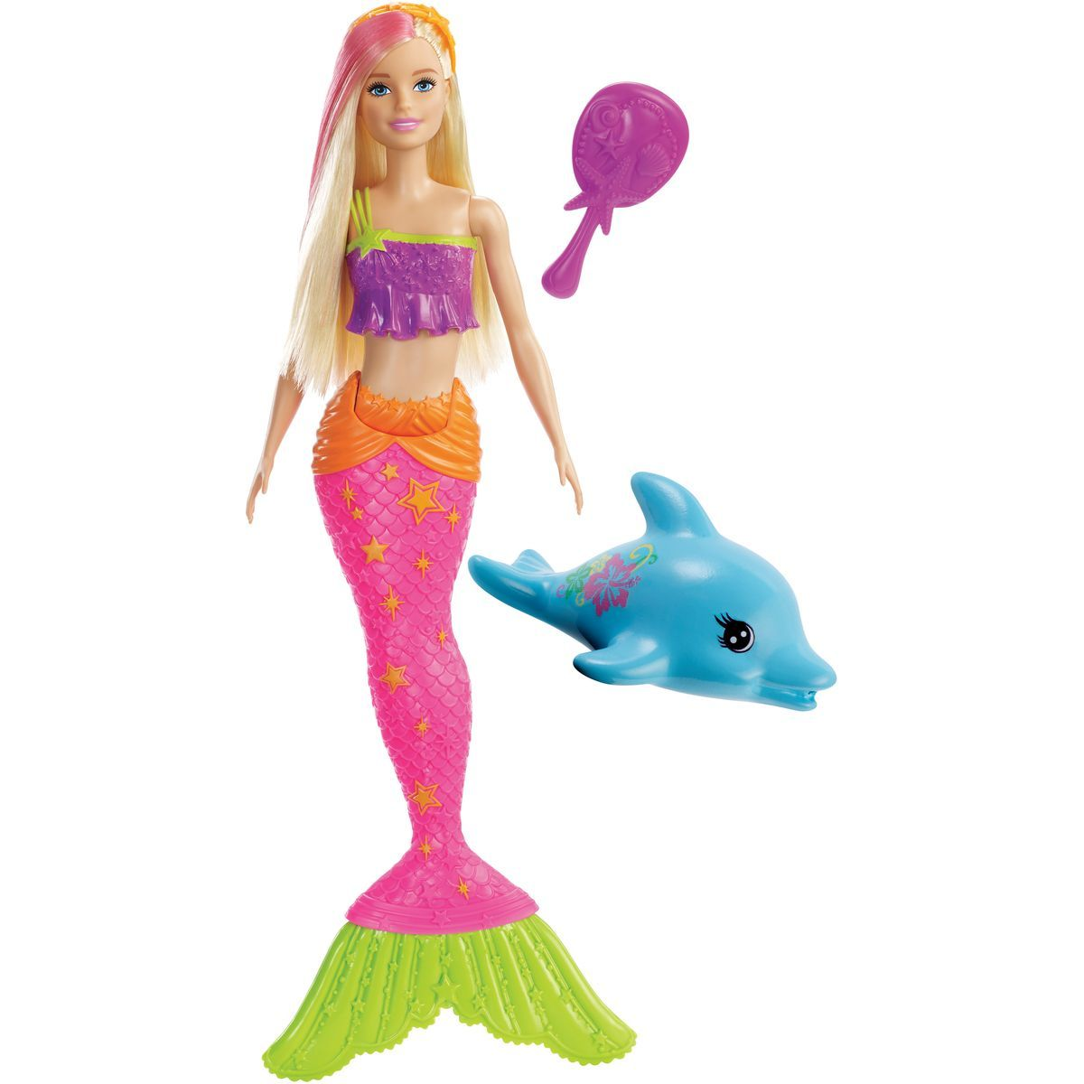 Mattel Barbie mořská víla