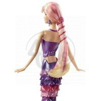 Mattel R4151_T1476 - Barbie Mořská tanečnice (růžová) 3