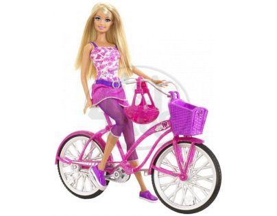 Barbie T2332 - Barbie na kole