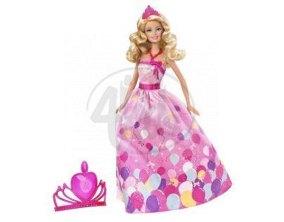 MATTEL Barbie - Narozeninová princezna W2862