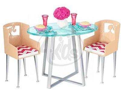Barbie Nábytek - Jídelní stůl