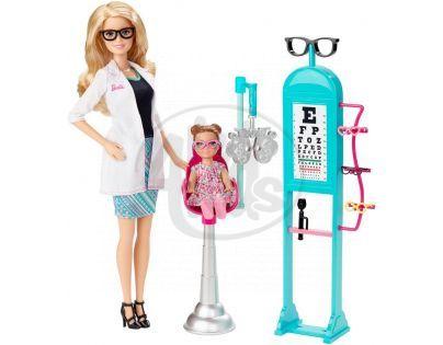 Barbie Oční ordinace