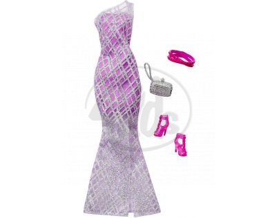 Barbie outfit s doplňky - DHC60